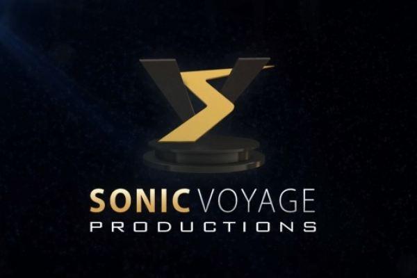Logo Animatie Sonic Voyage